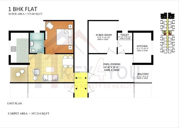 MVN Athens affordable housing projects in gurgaon Floor Plan