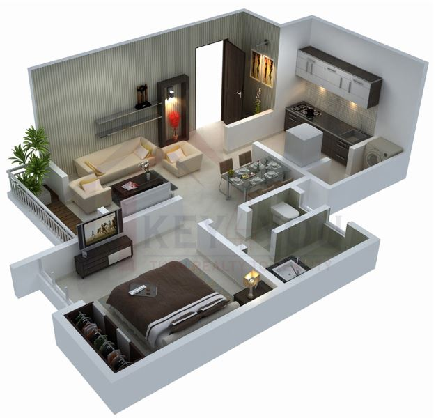 affordable housing project in sector 81 gurgaon Floor Plan
