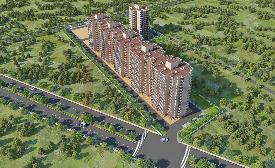 ROF Ananda Sector 95 Gurgaon Affordable Housing Policy Haryana