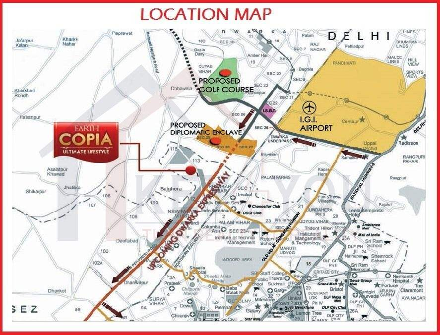 Earth Copia Sector 112 Gurgaon