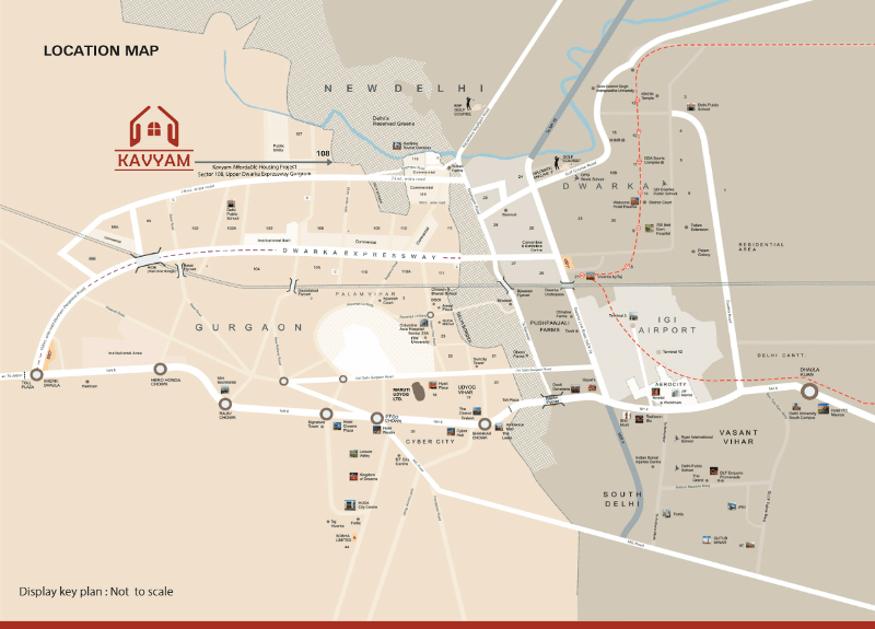 location map agrante kavyam