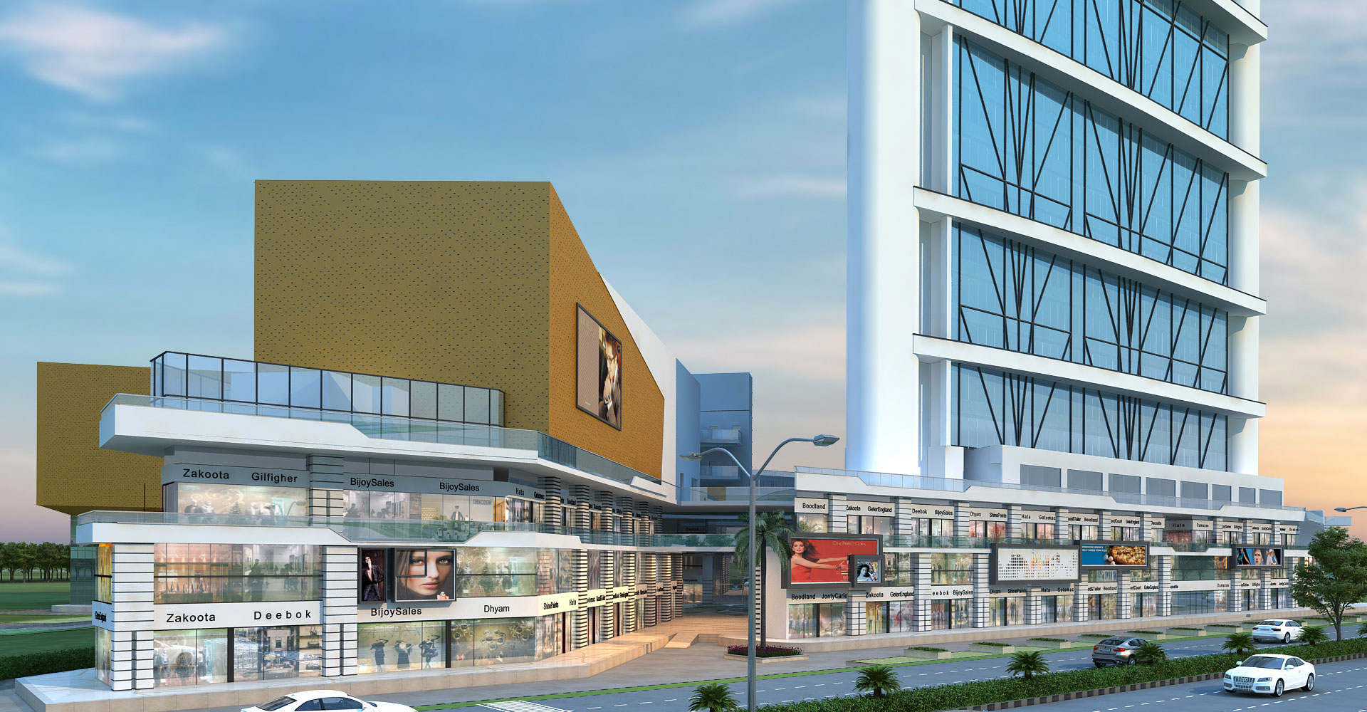 Commercial Projects in Dwarka Expressway | Commercial Property