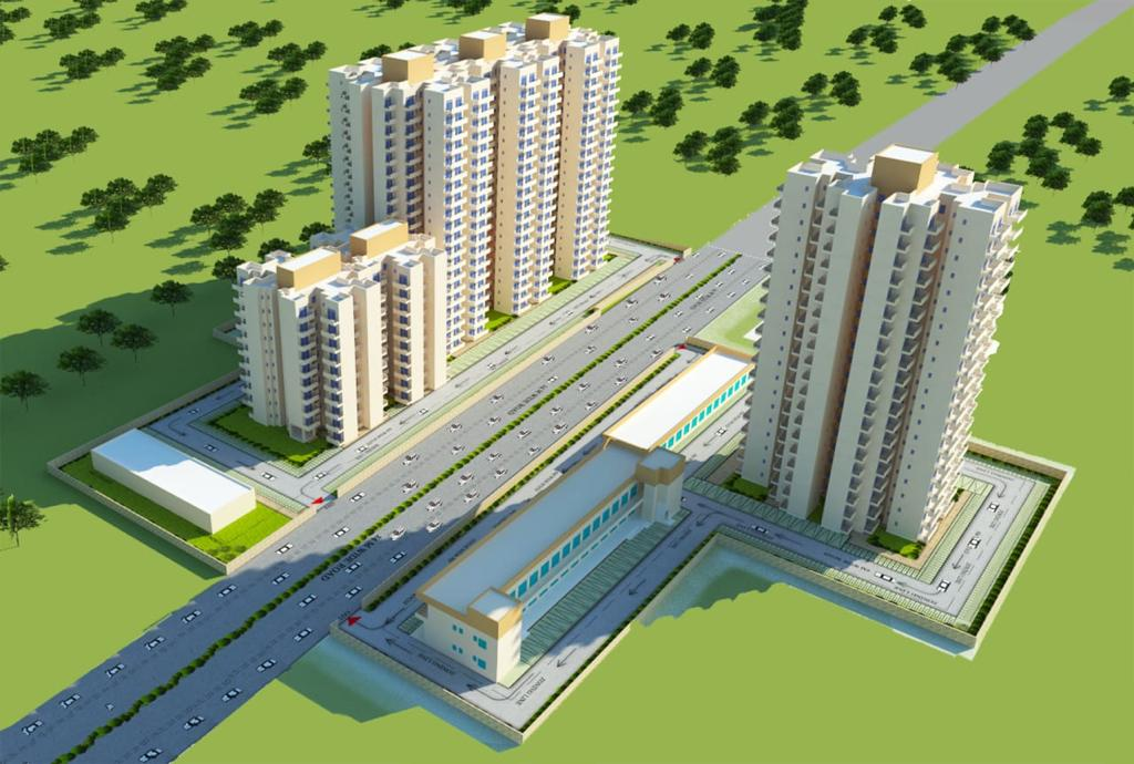 OSB Golf Heights – HUDA Affordable Housing Sector 69, Gurgaon