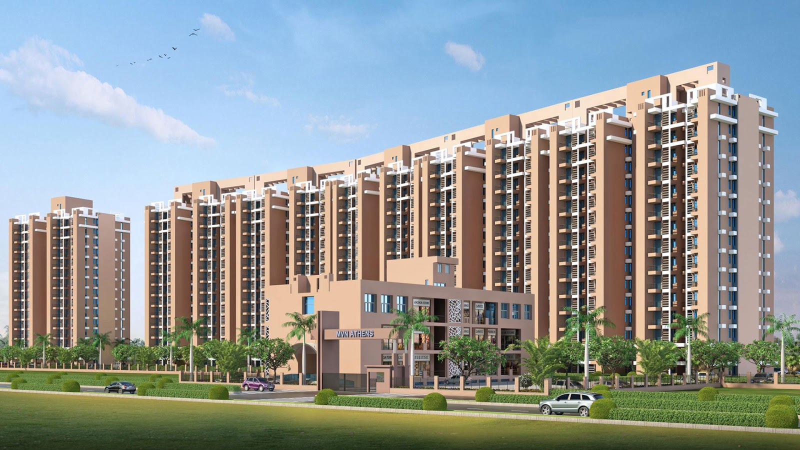 Pareena Om Apartments Sector 112 Gurgaon – Affordable Housing