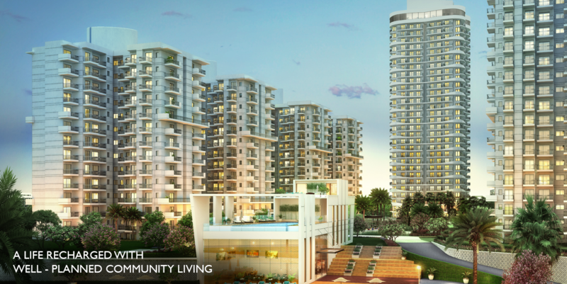 M3M Sierra Sector 68 Gurgaon – Luxurious 2,3 BHK Apartments