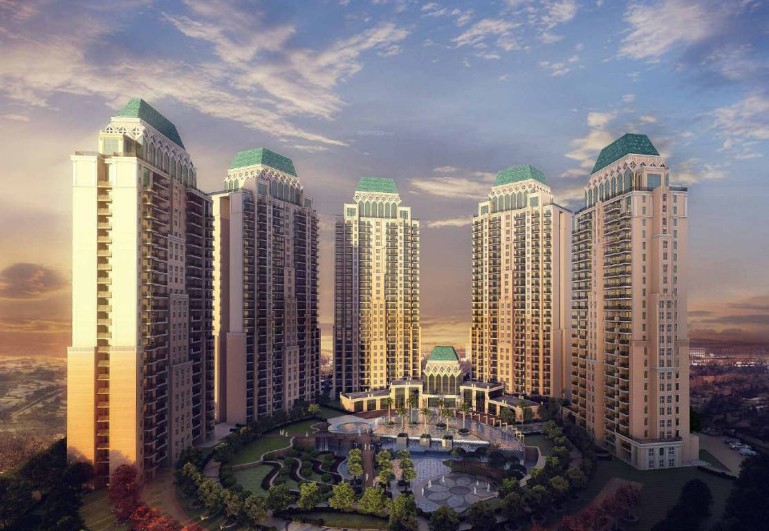 ATS Tourmaline – 3, 4 BHK in Sector 109, Dwarka Expressway‎ Gurgaon