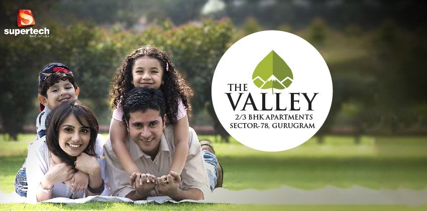 Supertech The Valley Affordable Housing, Sector 78, Gurugram
