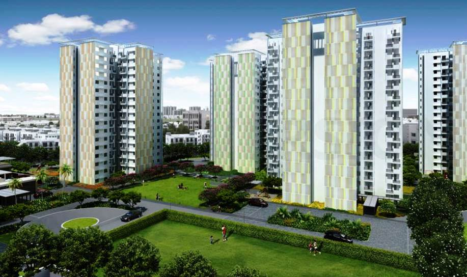 Vatika Seven Lamps in Sector 82, Gurgaon – Apartments Near NH 8
