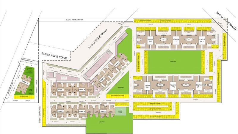 rof aalayas phase 2 site plan