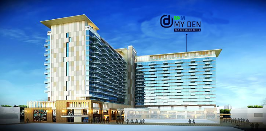 M3M My Den Sector 67 Gurgaon- Commercial Project on SPR